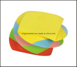 Cube de papier spiralé en note pour le cadeau promotionnel
