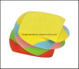 Cubo de papel espiral de la nota para el regalo promocional
