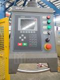 Travagem de pressão hidráulica Nc, máquina de dobra de chapa com Ce Standard