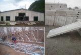 Impresa di griglia della struttura d'acciaio di buona qualità di basso costo/azienda agricola commerciali
