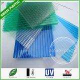 Лист/панель поликарбоната Sheet/PC эластичного пластика Sabic цветастые полые