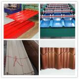 Corrugated стальная машина формы крена панели стены профиля волны