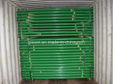 Polvere Coated/Paintig Light Type Steel Scaffold Props per Formwork