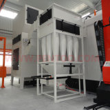 Ciclone Recovery System in Powder Coating Line con ISO9001