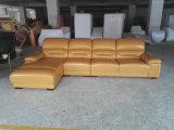 House (A312)를 위한 Quality 최고 Leather 거실 Sofa