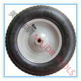 진흙 도로 공구를 위한 18 인치 압축 공기를 넣은 고무 바퀴 5.00-8