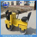 고품질 디젤 엔진 작은 수동 도로 롤러 (HW-650)