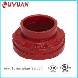 Riduttore concentrico del acciaio al carbonio ss per il sistema di impianto idraulico