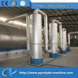 Ue Quality Integrated Waste Rubber Recycling e Pyrolysis Machine