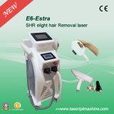 E6 IPL Elight rf YAG Machine van de Verwijdering van het Haar van de Laser de Multifunctionele