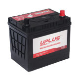 JIS Series 55D23L Maintenance Free 12V Car Battery con 12V/60mAh