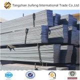barres plates d'acier du carbone de la longueur Q345 de 6m