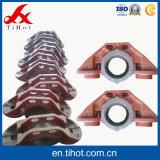 Tipos diferentes fazendo à máquina carcaça da manufatura da indústria do metal como padrões do desenho