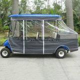 4-Seater de Auto van het Elektrische Nut met de Carrier van de Lading