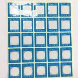 Colore a temperatura elevata dell'autoadesivo adesivo che cambia i contrassegni sensibili al calore