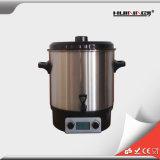 cuiseur électrique de grand de la capacité 27L contrôle de température de Digitals pour le choc d'encombrement