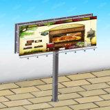 옥외 강철 게시판 광고