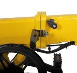 O pedal ajudou ao veículo eléctrico com a bateria do Lítio-Íon do LG, 20~30km elétricos cheios