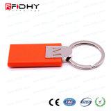 material impermeável RFID Keyfob do ABS do controle de acesso 125kHz