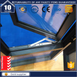 Окно отверстия алюминиевого французского Casement внутренное с шторками