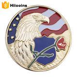 El metal de la venta directa de la fábrica acuña monedas de la alta calidad y la moneda de plata de encargo de Antiqu