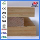 Panneau mixte en bois de doigts en bois