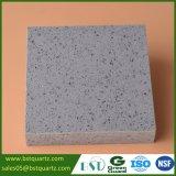 Серый сляб камня кварца Sparkle для Countertop