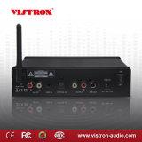 El mejor amplificador de la música de Bluetooth del control de la perilla de la tecnología con la salida de Subwoofer