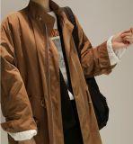 Unisex de moda calientan la capa de polvo del collar del soporte