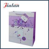 3D & 최신 각인 꽃 쇼핑 선물 종이 봉지로 주문을 받아서 만드십시오