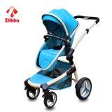 Assento ajustável em dois sentidos, carro de bebê do assento de carro