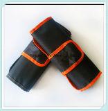 Bolsa de herramientas negra del kit de mantenimiento del teléfono móvil