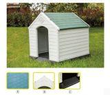Casa de cão plástica removível e Washable grande super com grelha
