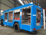 Sinotruk HOWO 4X2 8000 L camion de lutte contre l'incendie de camion-citerne de mousse du camion-citerne 2000L de l'eau