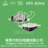 Commutateur thermique de découpage pour le compresseur d'air