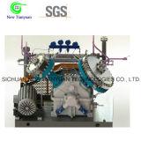 Gv Typ 20nm3/H Strömungsgeschwindigkeit-Helium-Gas-Luftverdichter-Membrane