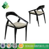 O estilo simples baixo suporta a cadeira plástica da cadeira para o restaurante (ZSC-14)