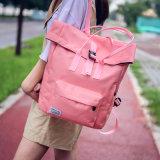 Sac de sac à dos de mode de couleurs des femmes deux