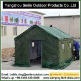 قابل للانكماش يصنع قطر نوع خيش [ديسستر رليف] لاجئ خيمة