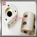 Pezzi meccanici di giro del tornio di CNC dell'alluminio con finitura superficia d'anodizzazione