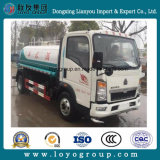 Sinotruk HOWO 4X2 8t水噴霧のトラック8000L水Ssprinklerのトラック