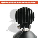 Luz del trabajo de Emark 3inch 12W Epistar LED para el carro (GT2009-12W)