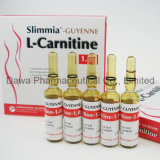 Perte de poids de qualité et régime de l'injection de L-Carnitine