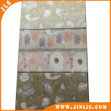Azulejo de cerámica de la pared con la superficie esmaltada azúcar