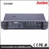 Altofalante audio estereofónico Amplidfier de Jusbe CH1000 2 Channel1000With8ohm 2000With4ohm Professioanl