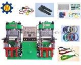 Faixa de relógio do Keypad/da borracha de silicone/bracelete que faz a máquina Vulcanizing feita em China