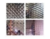 material de construcción del metal de hoja de acero inoxidable del espejo 304 8k