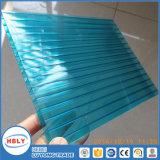 Impressão de paredes múltiplas resistentes ao calor Folha de policarbonato colorido protetora