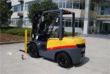 3ton de Vorkheftruck van de Dieselmotor van Isuzu
