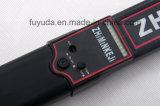 Metal detector portatile tenuto in mano Alto-Sensibile tattico della polizia